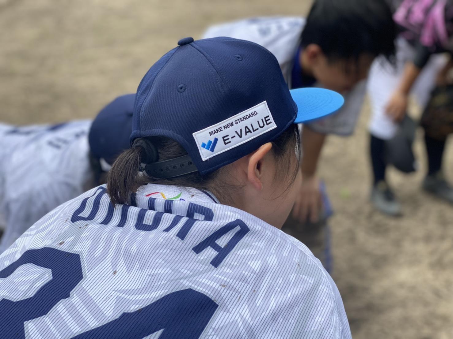 女子硬式野球チーム「兵庫ブルーサンダーズ」のスポンサーになりました